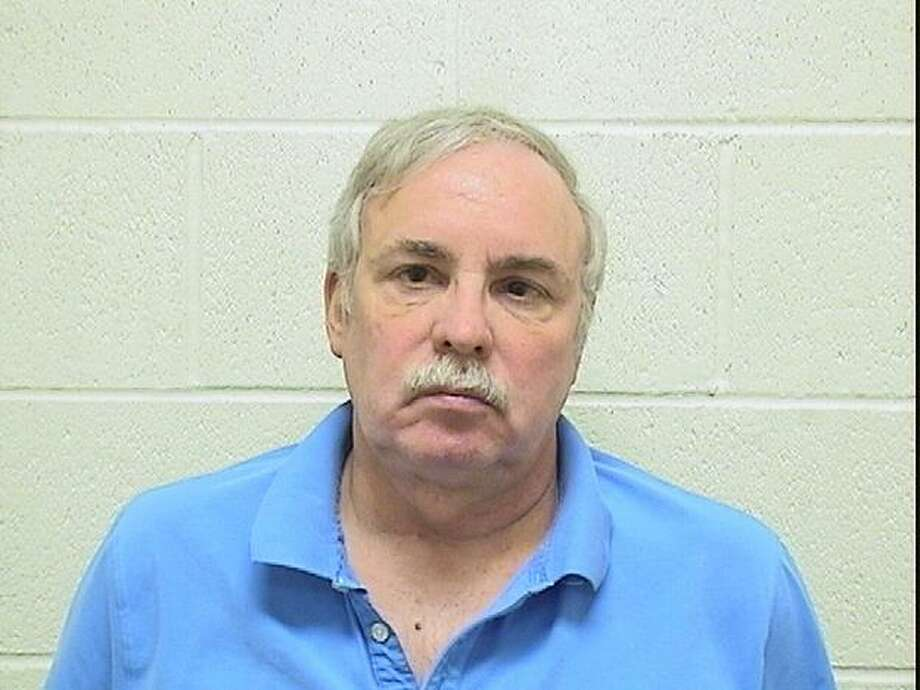 Kim Bishop of Torrington was arrested on Tuesday for a number of charges includingfirst-degree criminal attempt to commit sexual assault. He is being held on a $50,000 bond. Photo: Contributed / Torrington Police Department