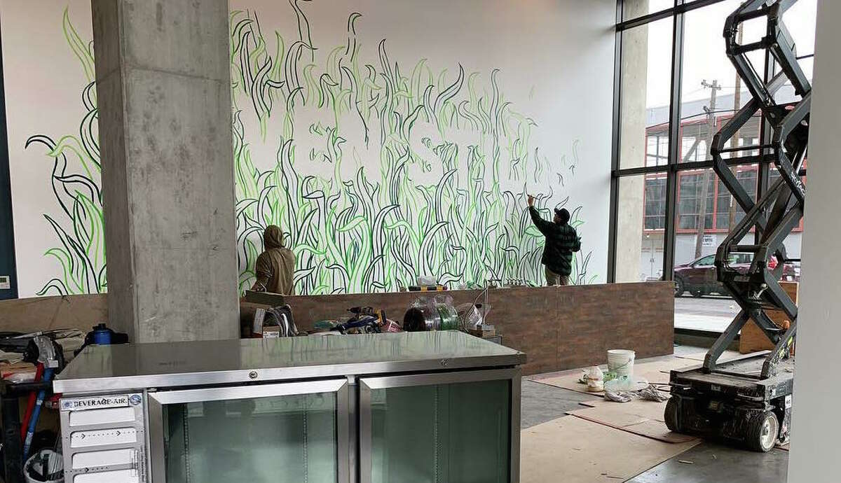 Seven Stills is preparing to open their new Mission Bay taproom soon.