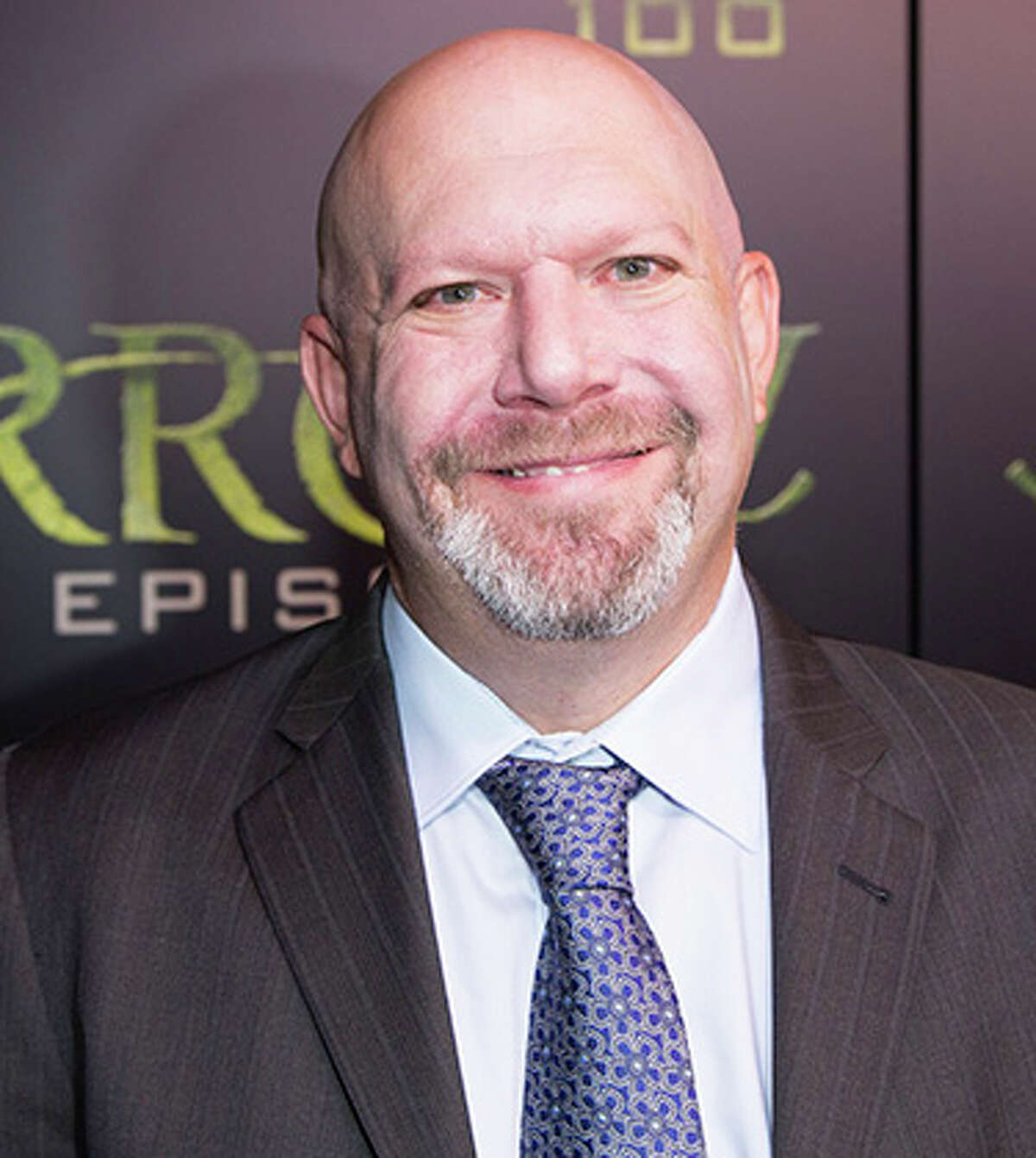 University at Albany alumnus and screenwriter/producer Marc Guggenheim, class of 1992, has donated $100,000 to the endowment of the New York State Writers Institute's Classic Film Series. The donation was announced on Tuesday, Dec. 11, 2018.