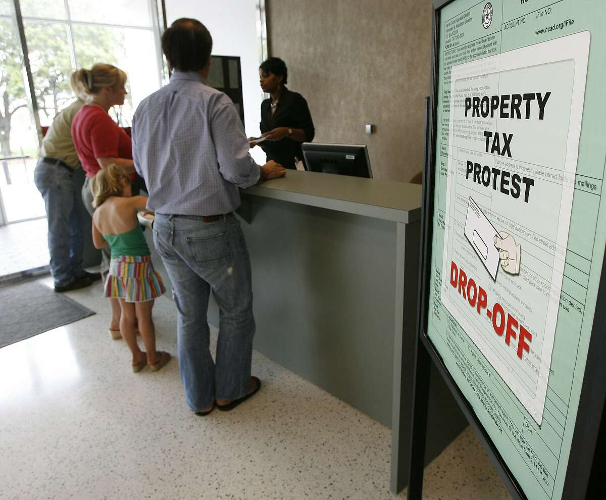 The deadline for filing your property protest appeal  in Harris County is May 15th >>>Click through to see the best ways to win your Property Tax Appraisal appeal.  ( James Nielsen / Chronicle )
