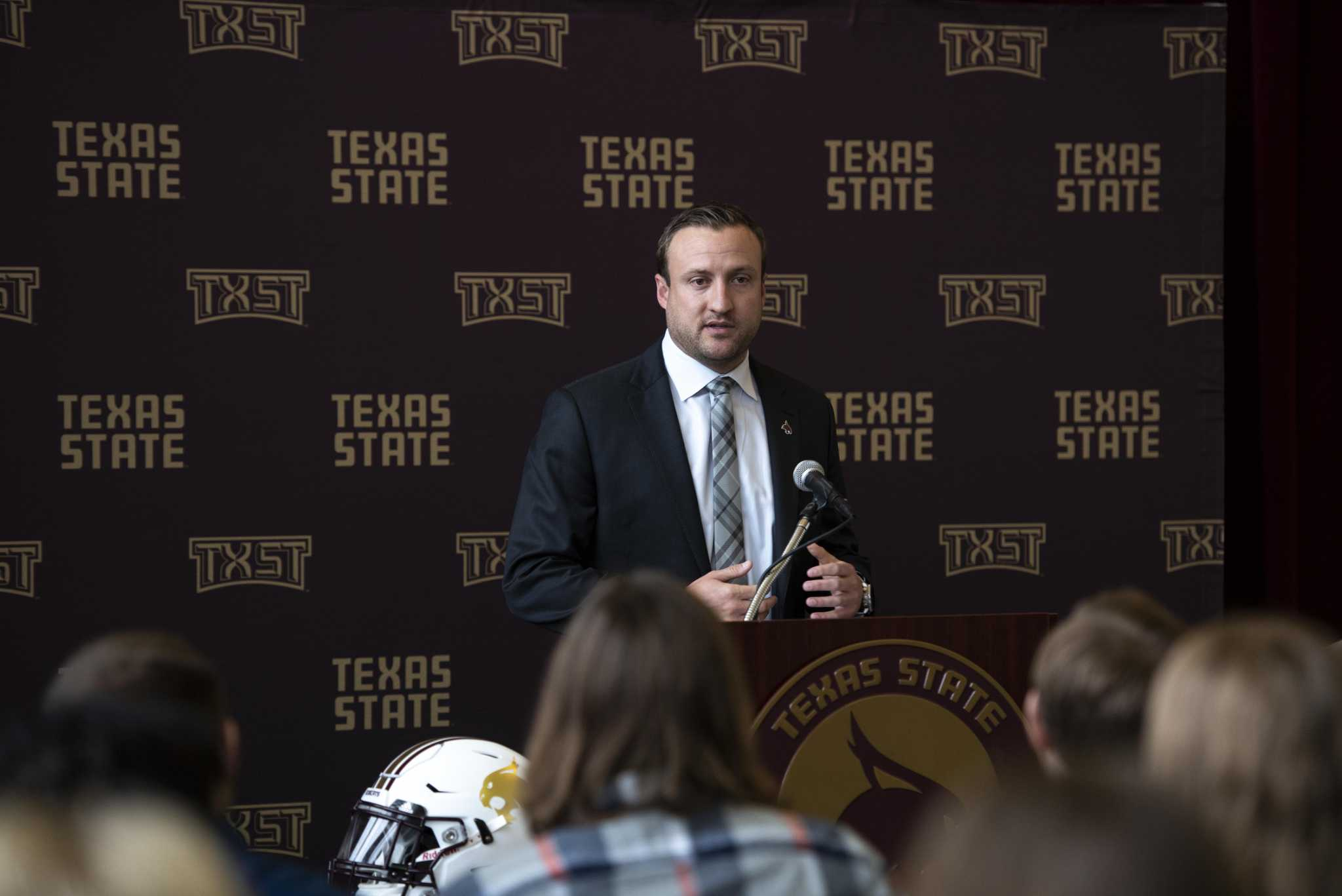 Spavital Working Toward Signing Day Through First Two Weeks As Texas