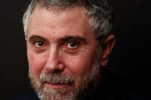 Paul Krugman.  (CREDIT: Fred R. Conrad/The New York Times)