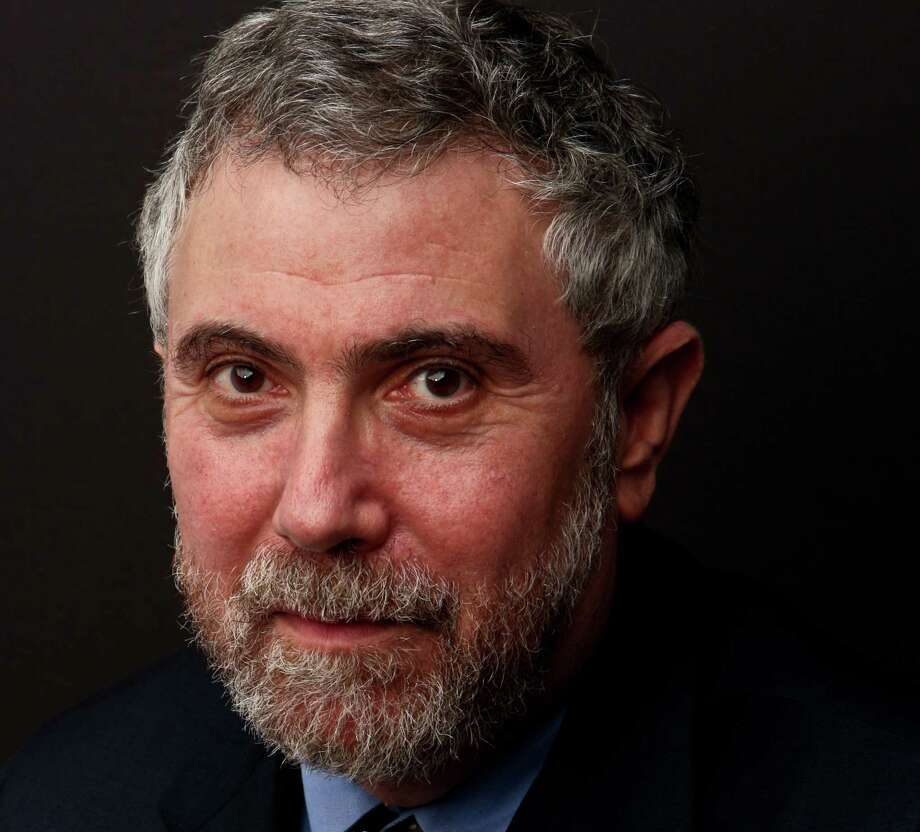 Paul Krugman.  (CREDIT: Fred R. Conrad/The New York Times) Photo: Conrad / ONLINE_YES