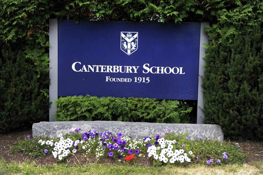 Canterbury School in New Milford is celebrating its 100 year anniversary. Photo Monday, Sept. 28, 2015. Photo: Carol Kaliff / Hearst Connecticut Media / The News-Times