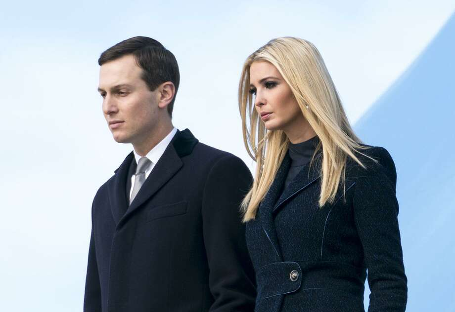 A real estate program promoted by Ivanka Trump and her husband Jared Kushner could benefit them financially. Photo: Doug Mills / New Yorl Times / NYTNS
