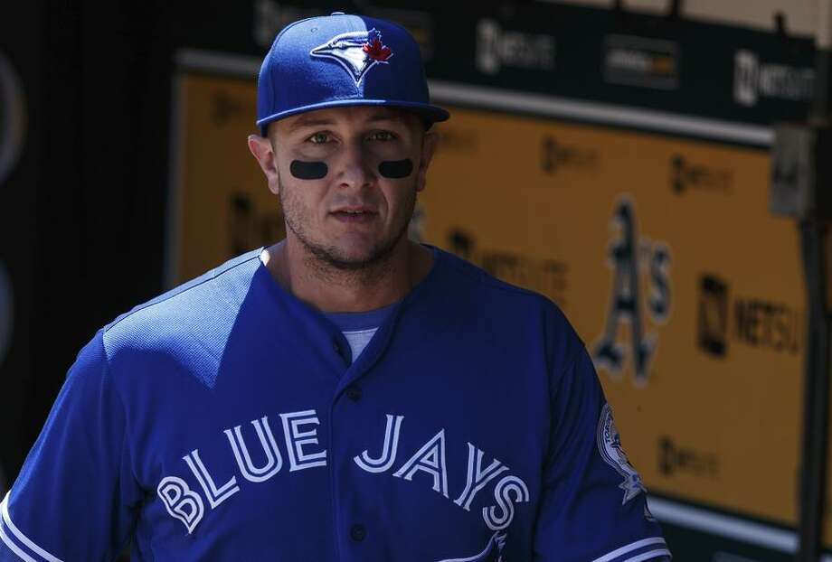 Troy Tulowitzki #2 of the Toronto Blue Jays stands in the dugout before the game against the Oakland Athletics at the Oakland Coliseum on July 17, 2016 in Oakland, California. The Toronto Blue Jays defeated the Oakland Athletics 5-3. Photo: Jason O. Watson / Getty Images / 2016 Jason O. Watson
