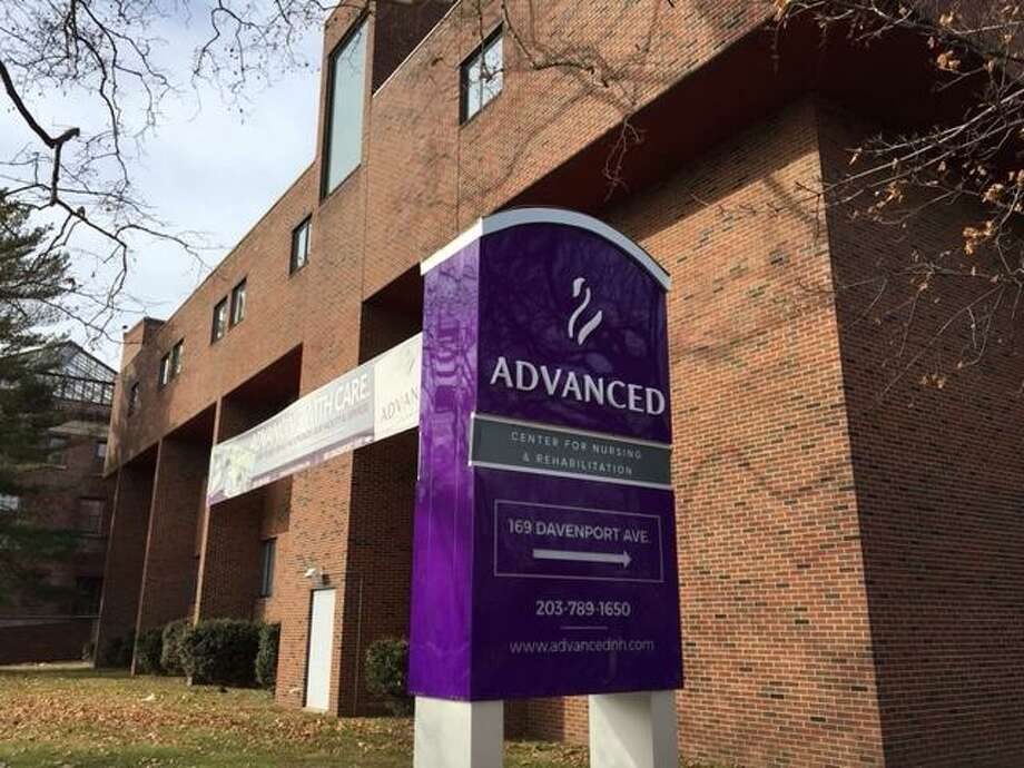 Advance Center for Nursing and Rehabilitation in New Haven Photo: C-HIT /