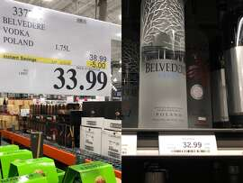 We compared prices at Costco and Total Wine & More.