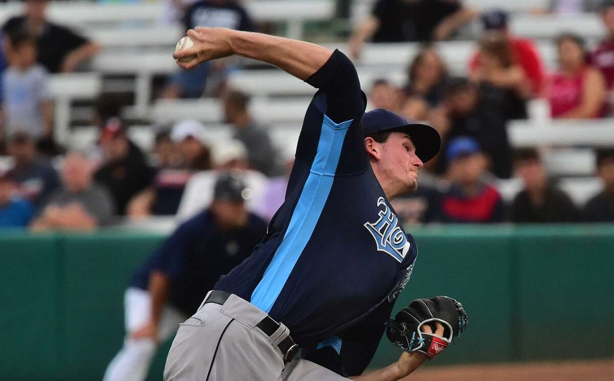 Forrest Whitley, whose 0.96 WHIP was the lowest among starting pitchers in the Arizona Fall League, could break spring camp as a major leaguer, Astros GM Jeff Luhnow said Tuesday.