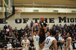 Mathew Duron was an assist shy of a triple-double Tuesday as he scored 16 points and grabbed 11 rebounds in Martin's 84-78 double-overtime victory at United South.