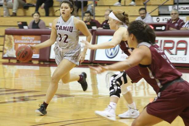 Vanessa Oyola set a new career-high in points scored for the second straight game pouring in 12 in her first ever start, but the Dustdevils lost 78-38 at Angelo State as they tied their worst start ever at 0-10.