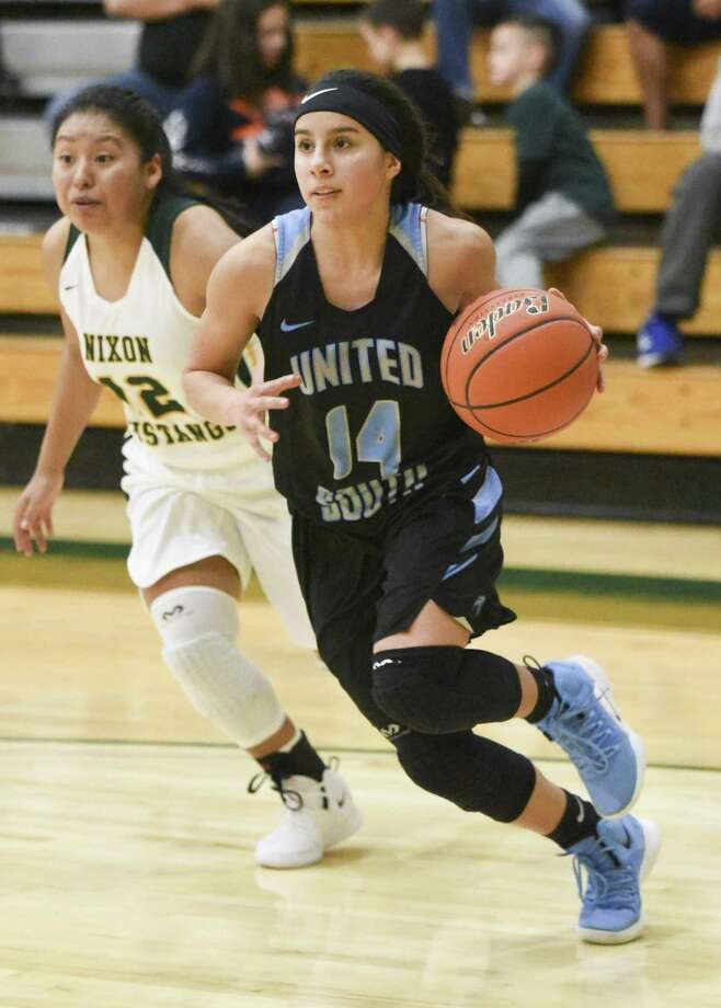 Desiree De La Garza and United South host Nixon at 7:30 p.m. Tuesday to open the second round. Photo: Danny Zaragoza /Laredo Morning Times