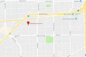 A woman was shot in the 6100 block of Glenmont on Tuesday, Dec. 11, 2018.