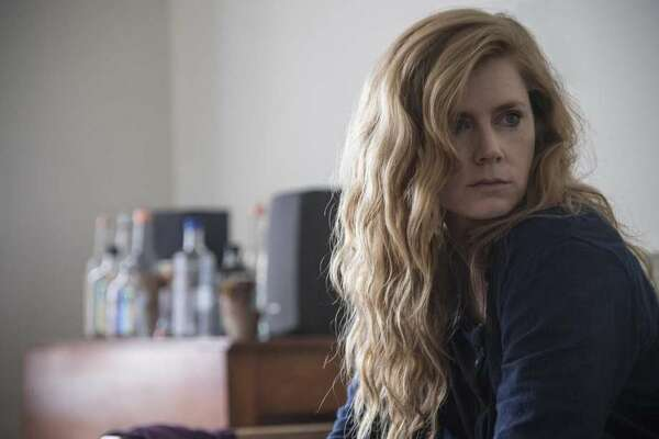 """3. """"Sharp Objects"""" Amy Adams is on the trail of a killer in """"Sharp Objects."""""""
