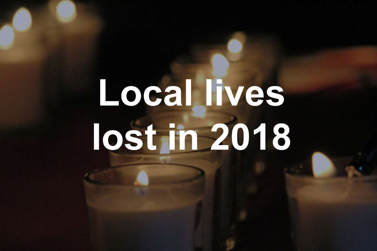 Click through to remember those we lost this year in Connecticut.