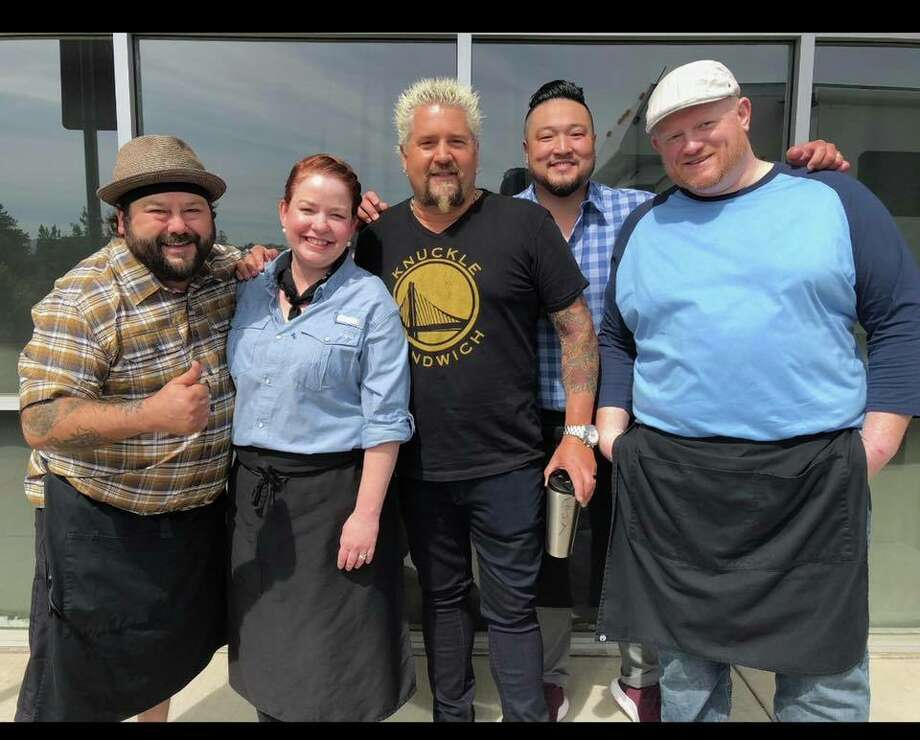 Chef Monica Cobb will be on Guy's Grocery Games, Wednesday, Dec. 12, 2018. She is the owner and head chef at Monica's in Beaumont. Photo: Courtesy