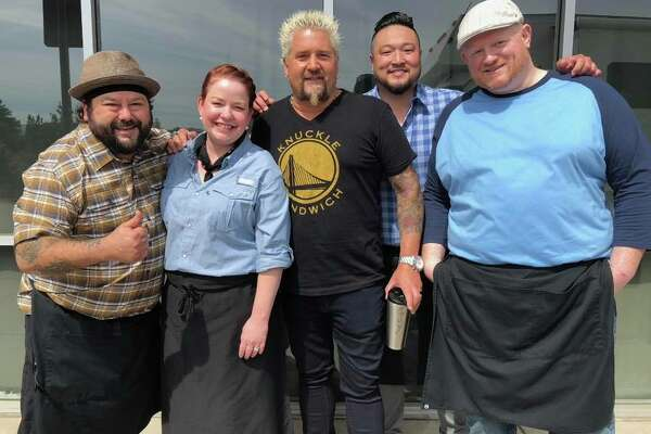 Chef Monica Cobb will be on Guy's Grocery Games, Wednesday, Dec. 12, 2018. She is the owner and head chef at Monica's in Beaumont.