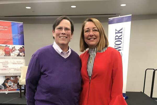 Were youSeenat the Women@Work Changemaker breakfast with Libby Post on December 12, 2018 at the Hearst Media Center? Not a member of Women@Work yet? Join today at https://womenatworkny.com/checkout/