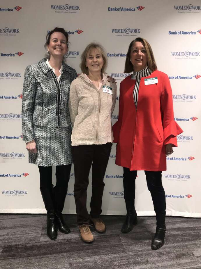 Were you Seen at the Women@Work Changemaker breakfast with Libby Post on December 12, 2018 at the Hearst Media Center? Not a member of Women@Work yet? Join today at https://womenatworkny.com/checkout/  Photo: Dakota Jackson
