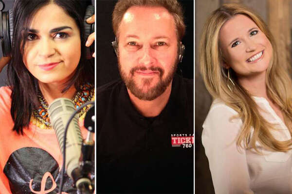 Revealed: The faces behind San Antonio radio shows