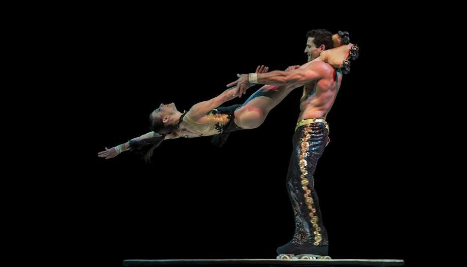 """Cirque Celebration"" comes to Mohegan Sun Arena on Dec. 29 and 30. Photo: Dan Fish / Cirque Dreams / Contributed Photo"