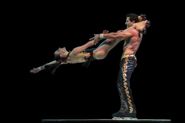 """Cirque Celebration"" comes to Mohegan Sun Arena on Dec. 29 and 30."