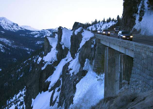 Why ski traffic to Tahoe will never improve