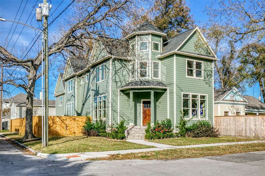 A home listed for $899,000 in the Greater Heights. Many parents are helping their children with rent or mortgage payments, saying that rising costs of living have made it more difficult for children to be financially independent. NEXT: Elegant, historical home hits market at $8.4 million Photo: Houston Association Of Realtors