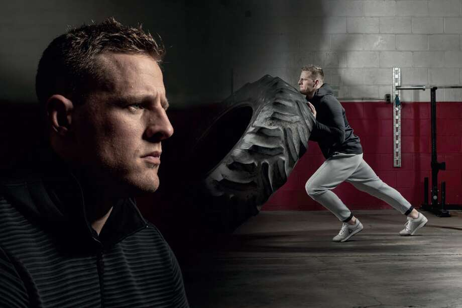2b1811ec325 PHOTOS  The different colorways of the JJ IIs that are available J.J. Watt  and Reebok