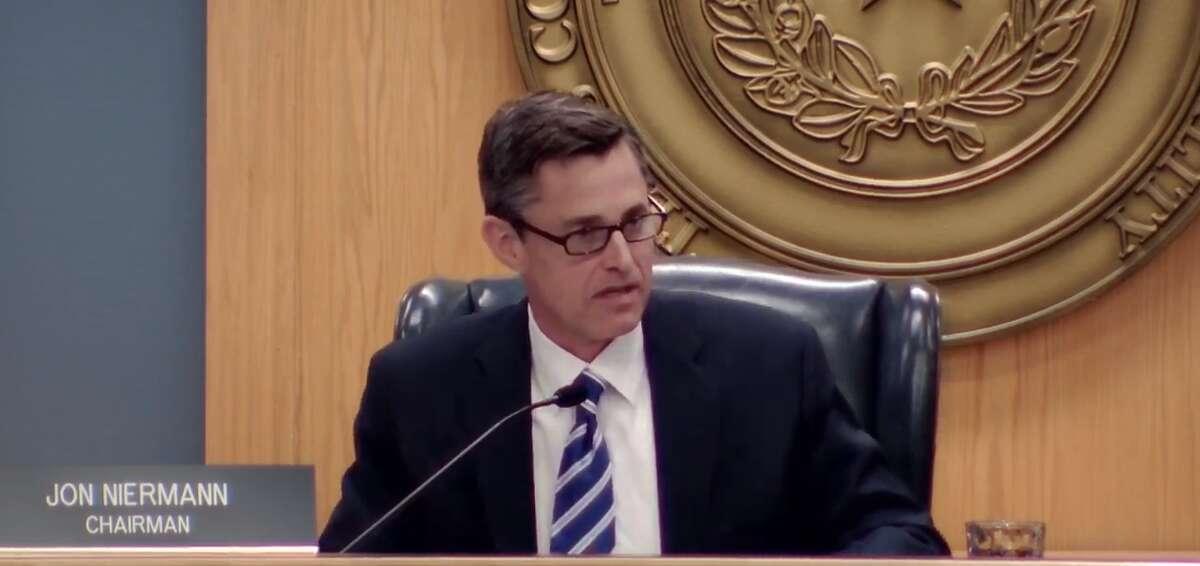 TCEQ Chairman John Niermann discusses the Rio Grande LNG case.