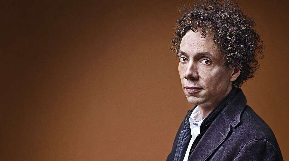 """Author Malcolm Gladwell has a new music podcast, """"Broken Record,"""" and says it's built around his enthusiasm as a fan, not an expert. Photo: Hachette Book Group / Bill Wadman"""