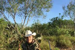 This 12 point South Texas buck is one to remember. Now the real work begins.