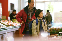 "(L-r) Lily Franky, left, and Jyo Kairi in ""Shoplifters."""