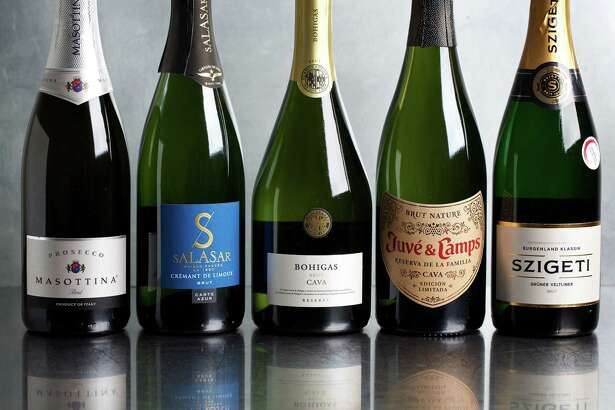 Five sparkling wines that will help you celebrate the holiday season.