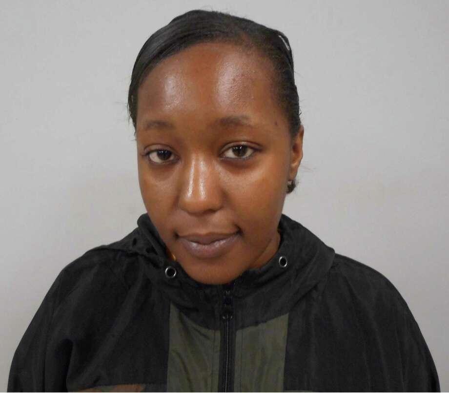 Bridgeport resident Daisha Haynes was arrested in Westport on Dec. 3. Photo: Contributed / Contributed Photo / Westport News contributed