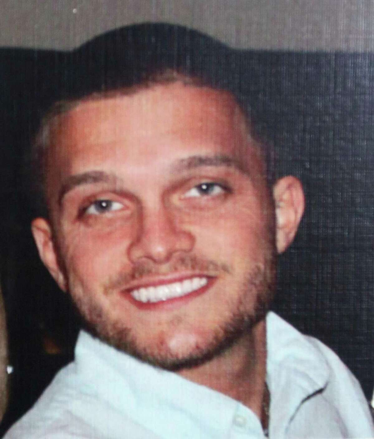 A photo of Dylan Pape, who was killed by SWAT officers in Stamford one month ago. Photographed on Wednesday, April 20, 2016.