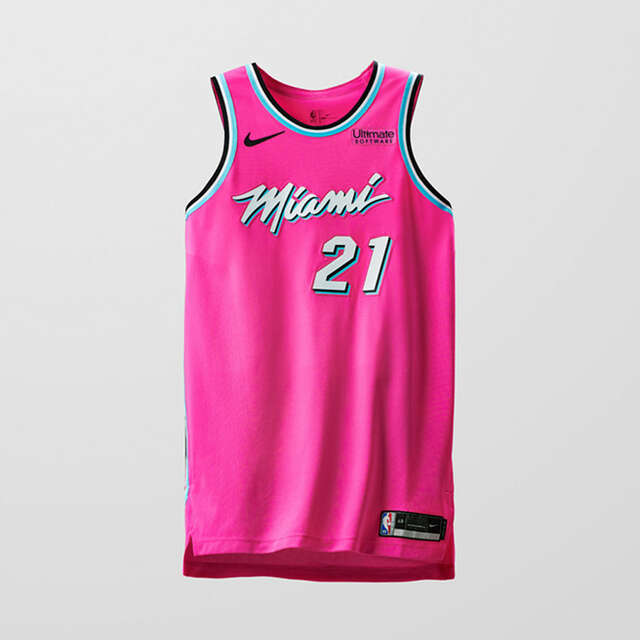 new product 39795 6d0df A look at special NBA jerseys reserved for last year's ...