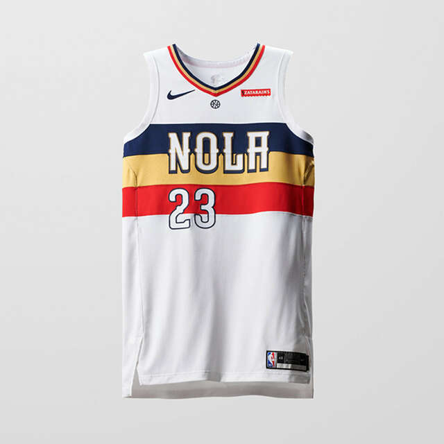 new product 4f0a4 6cf53 A look at special NBA jerseys reserved for last year's ...