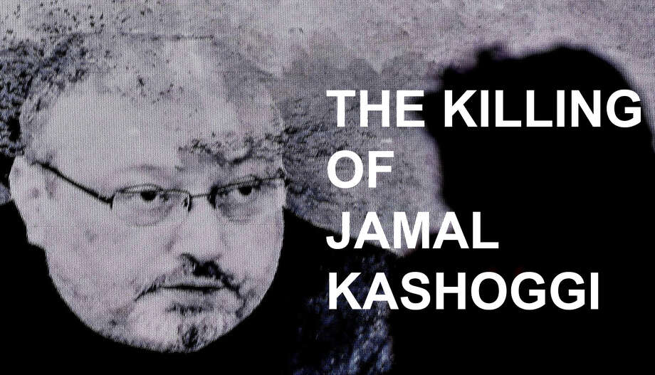The killing of Jamal Kashoggi. Photo: OZAN KOSE, AFP/Getty Images
