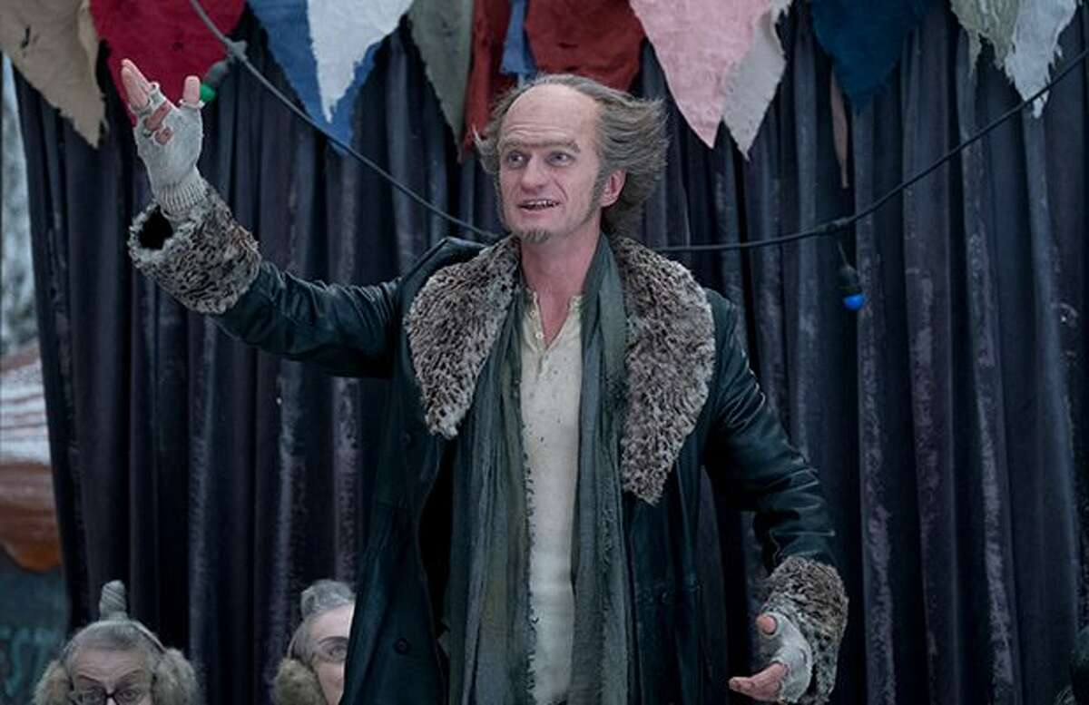 January 1 - COMEDIANS of the world - Pinky Malinky - Tidying Up with Marie Kondo - A Series of Unfortunate Events (pictured): Season 3