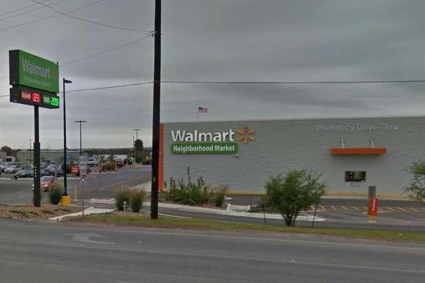 An ATM was stolen from a Neighborhood Walmart at 9005 FM 1560.