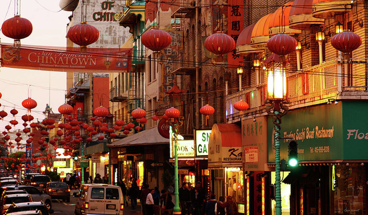 8. Chinatown, San Francisco (94108) Average Rent: $3,153 Change year-over-year: -0.6 percent Change month-over-month: 0 percent