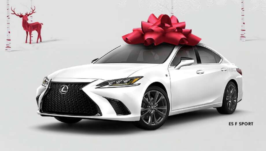 While some people do give luxury cars like this Lexus as Christmas presents, many more buy vehicles in December because it's the best time of year to find a good deal. Here are cars most likely to be discounted in San Francisco at the end of the year, according to the automobile data analysis company iSeeCars. Photo: Lexus