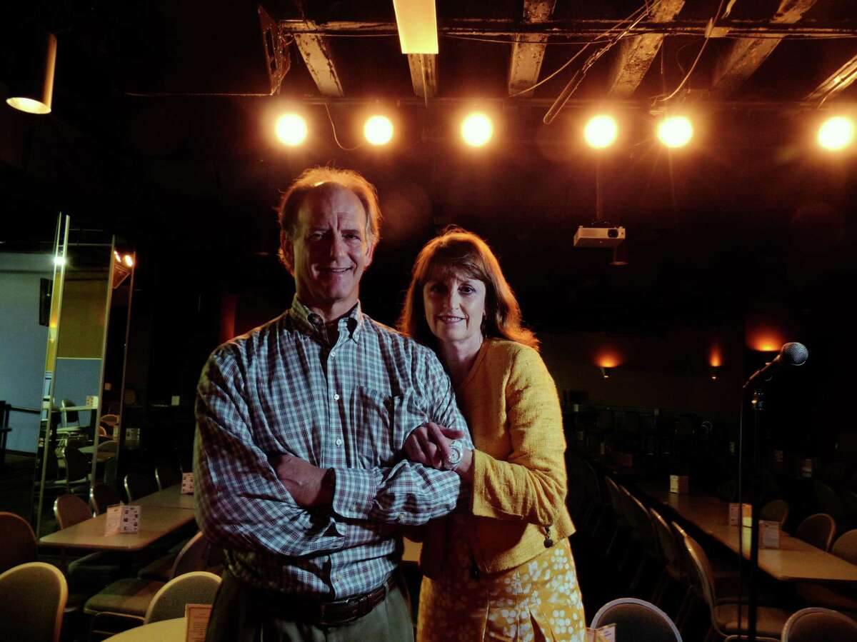 Rivercenter Comedy Club founders Bruce and Colleen Barshop continue to have a stake in the Laugh Out Loud Comedy Club at Park North.