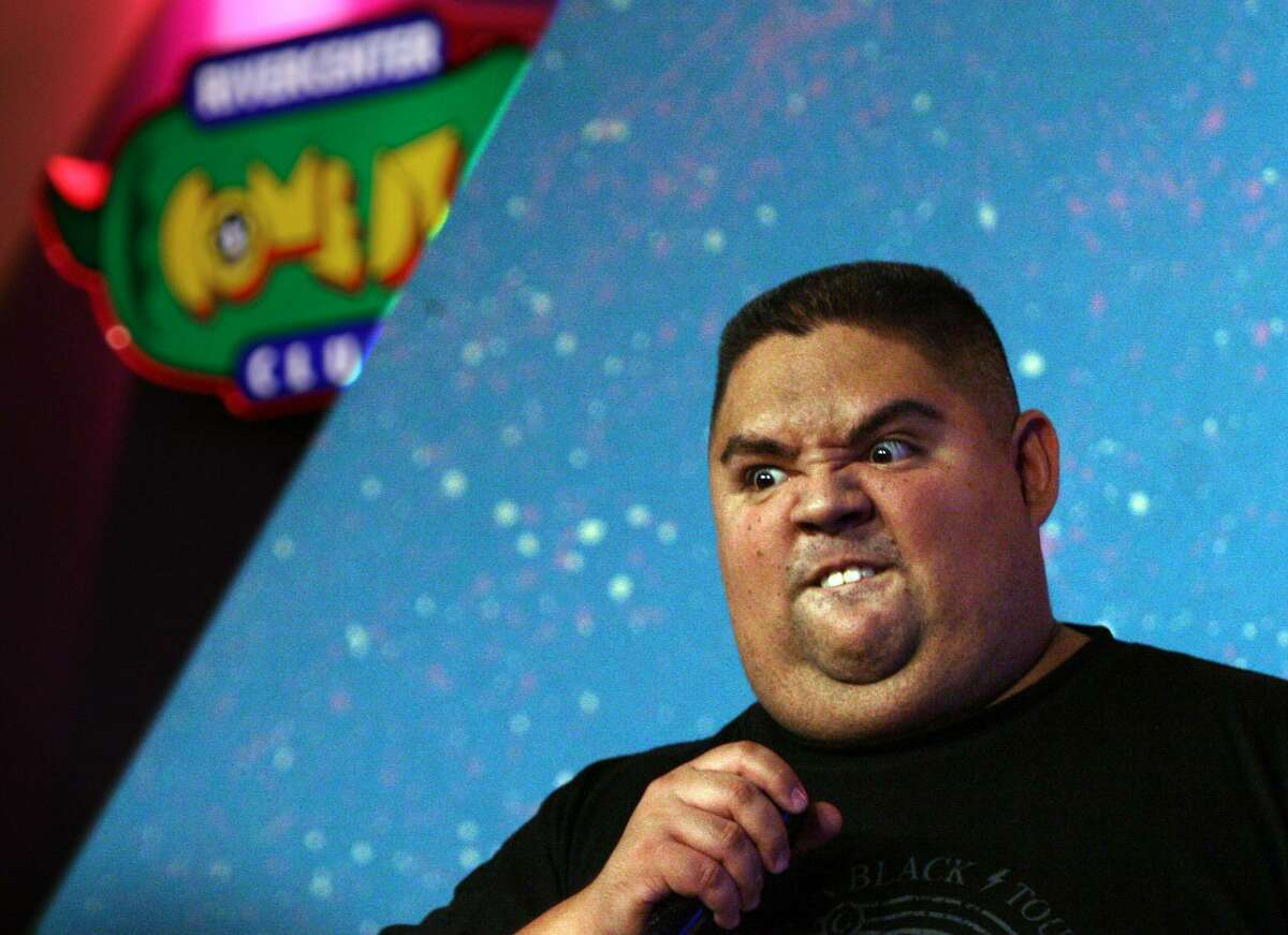 Gabriel Iglesias played the Rivercenter Comedy Club before his career blasted off. Rick Gutierrez, who got his start at the club, tours regularly with Iglesias.