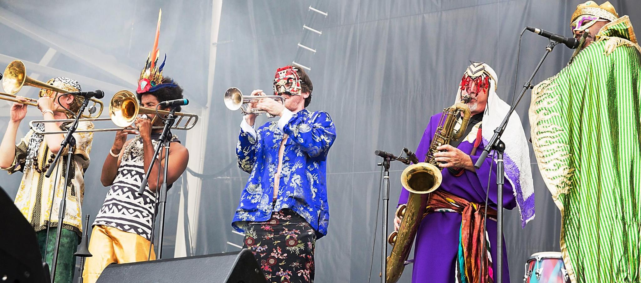 Dream Machine festival evokes spirit of Day for Night