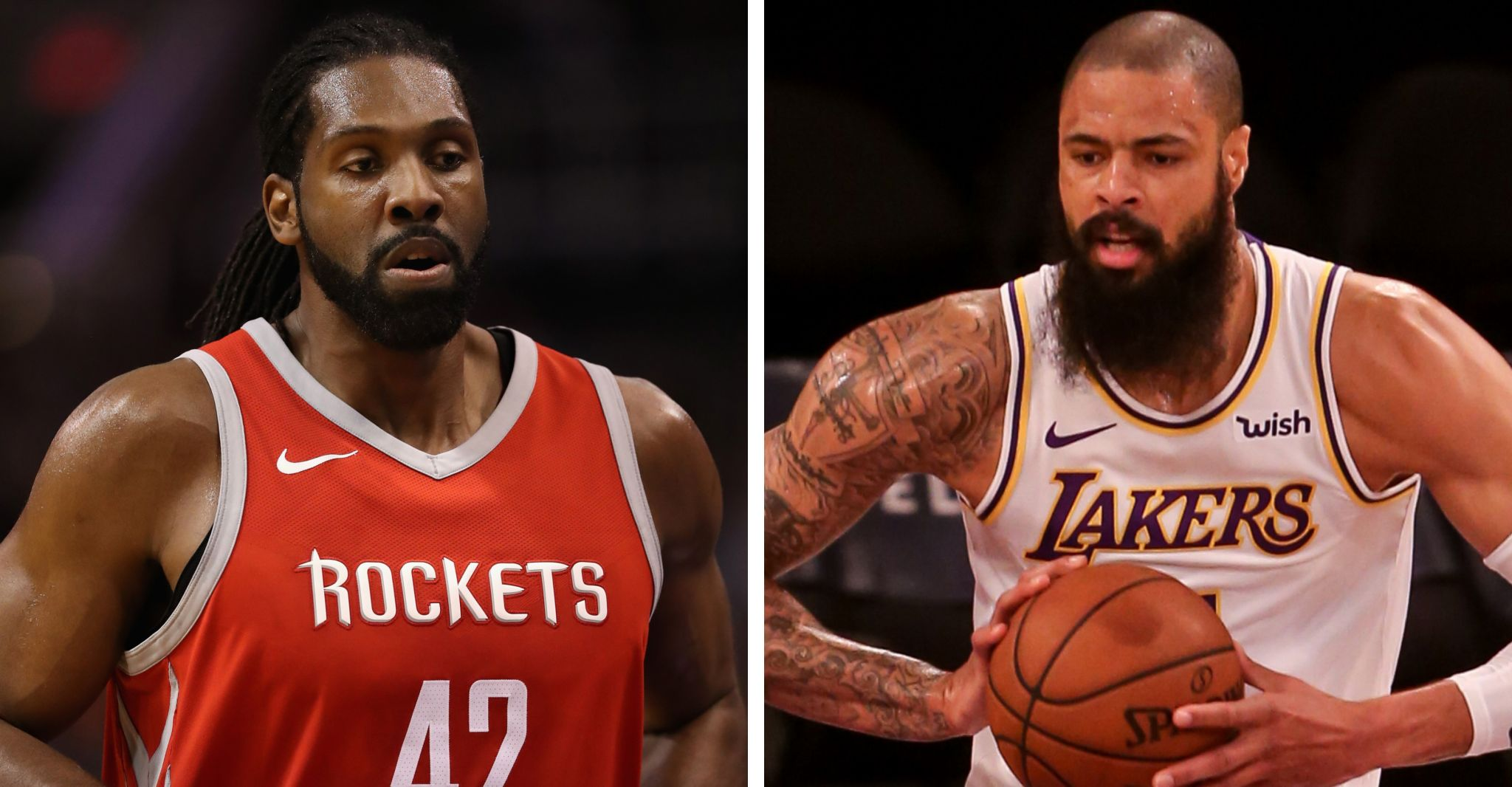 0342051980c Tyson Chandler a featured matchup in Rockets-Lakers game - Houston Chronicle
