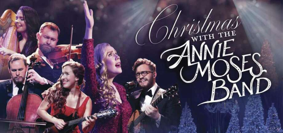 The Annie Moses Band performs at the Crighton Theatre on Dec. 21 as a part of its Christmas tour.