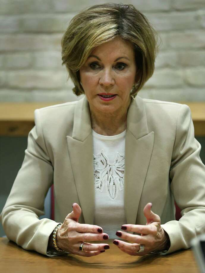 Proposition B was apparently motivated by frustration over San Antonio City Manager Sheryl Sculley, who announced her resignation on Nov. 29. But that is no reason to change our form of city government. Photo: Bob Owen /San Antonio Express-News / ©2018 San Antonio Express-News