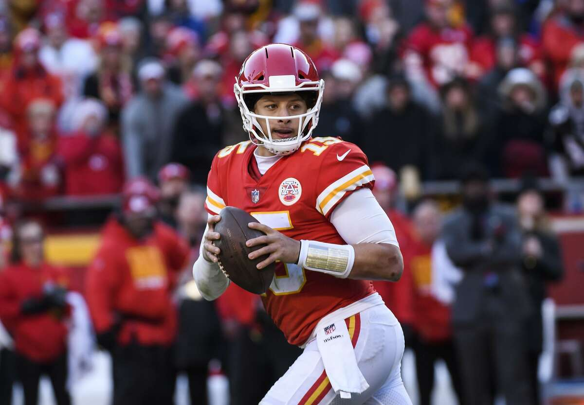 What do you think of the comparisons between you and Patrick Mahomes? Wilson: